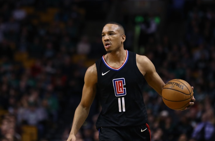 Los Angeles Clippers Avery Bradley Ready To Return To Form In 2018 19