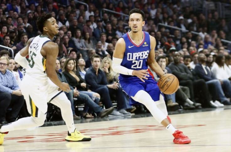 La Clippers Landry Shamet Is The Team S X Factor This Season