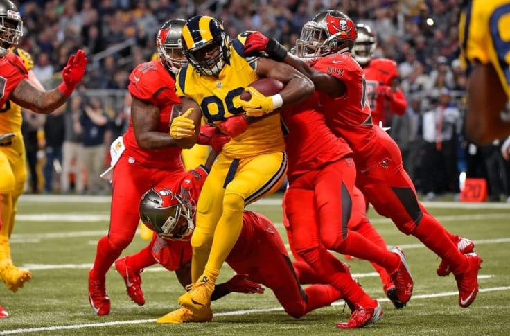 20 Most Important Packers 18 Jared Cook