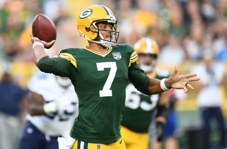 Green Bay Packers Grades Preseason Week 1 Vs Tennessee Titans