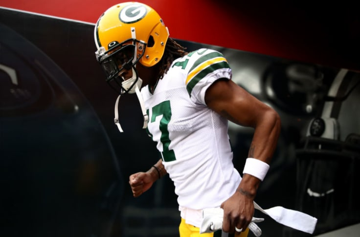 Espn Ranks Packers Offensive Weapons In Bottom Half Of Nfl