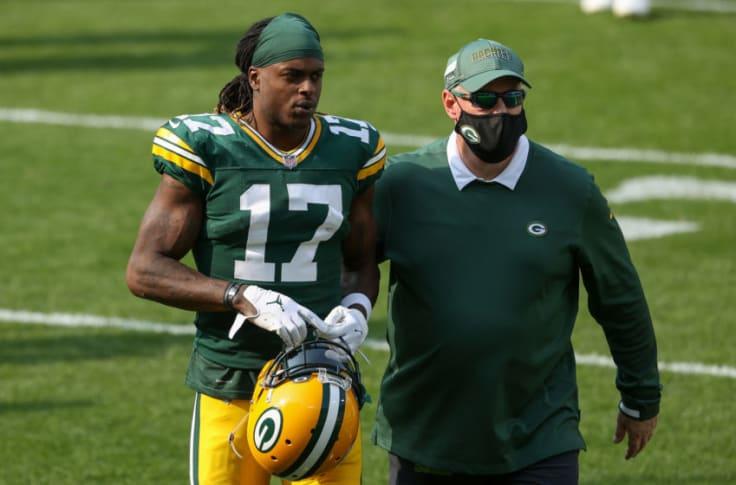 Is Green Bay Packers Davante Adams Injury Prone