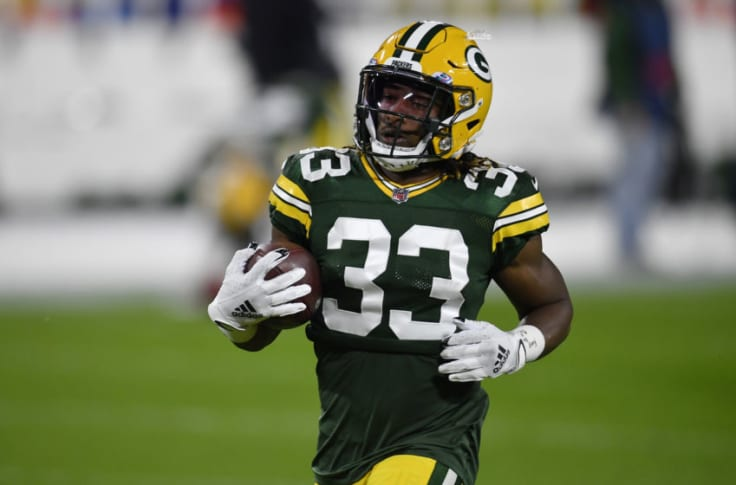 Green Bay Packers Pessimism That Aaron Jones Will Play Thursday