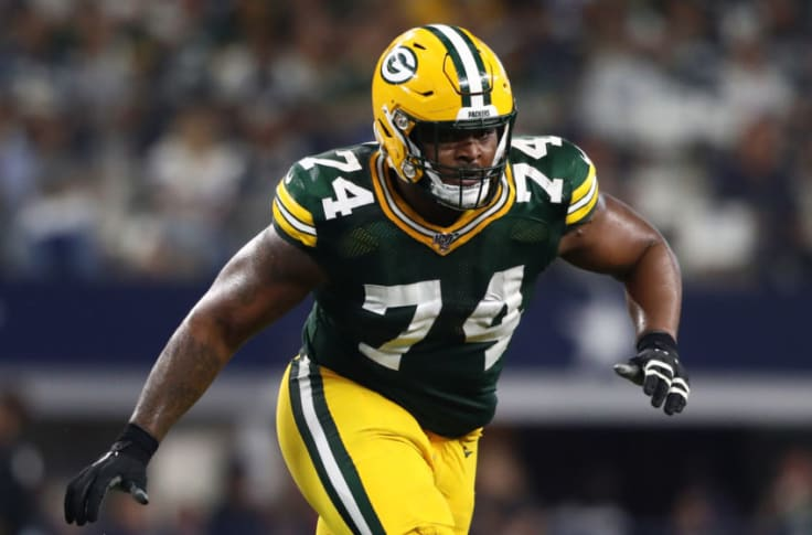 Green Bay Packers: Elgton Jenkins was Dominant in 2019