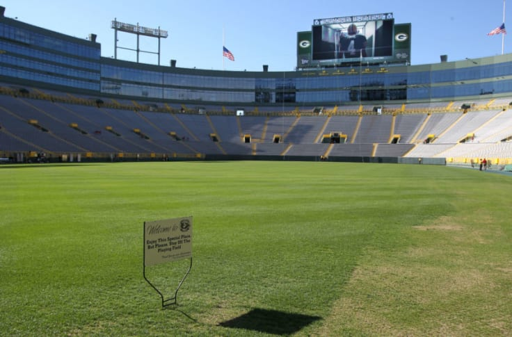 Could The Green Bay Packers Games Without Fans