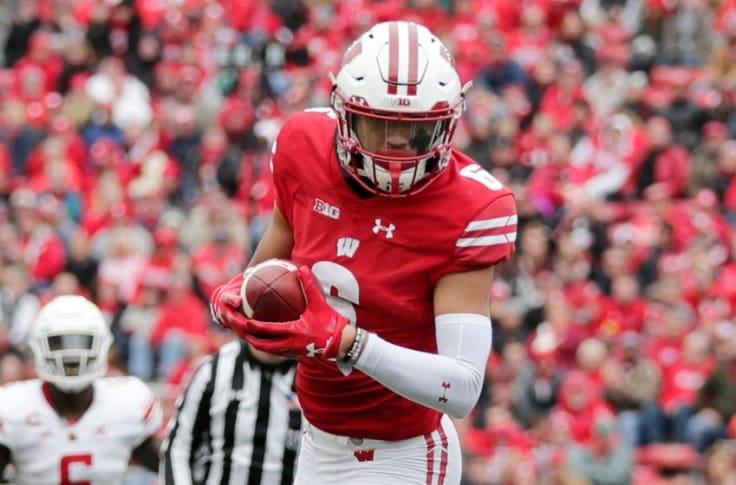 Wisconsin Football: WR Danny Davis Will Return for 2021 Season