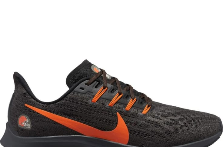 Cleveland Browns Nike Air Zooms