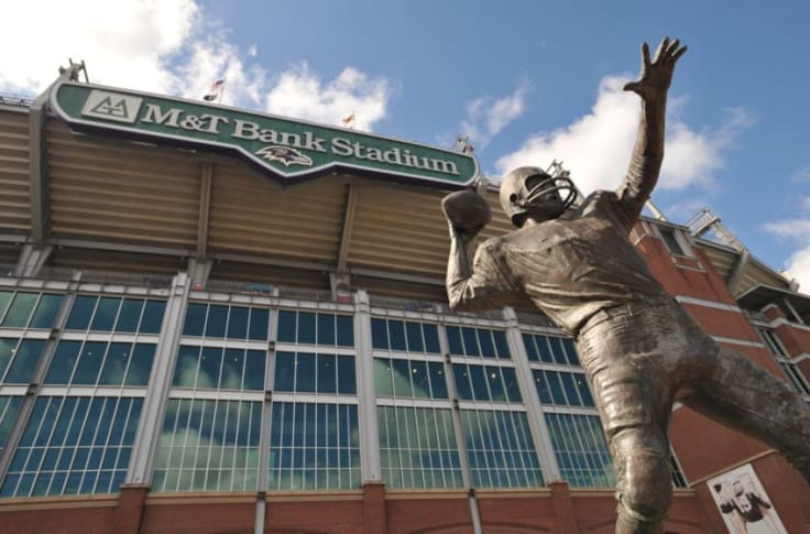 Daily Dawg Tags No Fans In Attendance For Cleveland Browns Vs Ravens
