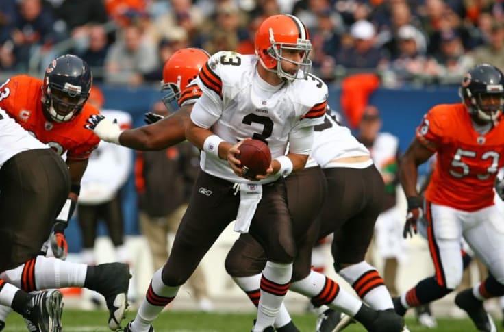 Former Cleveland Browns Quarterback Derek Anderson Retires