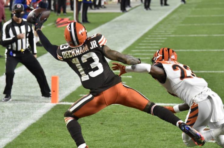 Would it make sense for Cleveland Browns to trade Odell Beckham, Jr.?