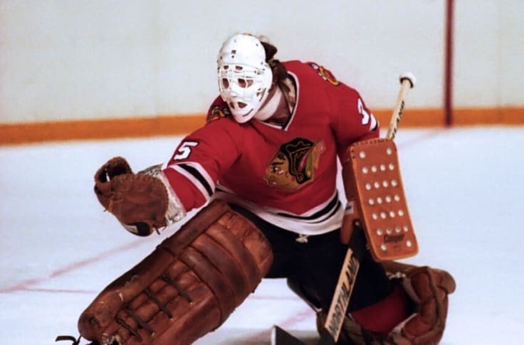 Chicago Blackhawks: Tony Esposito was an all-time great
