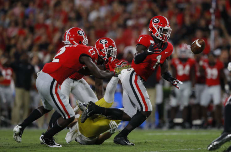 Uga Football Roster Divaad Wilson Underrated In The Defensive Backfield