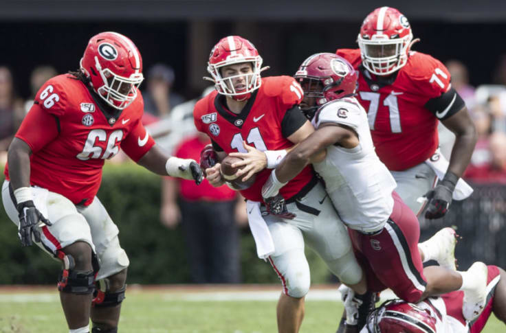 Uga Football 3 Plays That Changed The 2019 Season