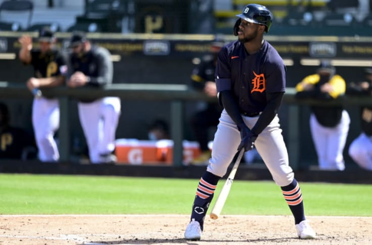 Detroit Tigers Akil Baddoo Has Warranted Big League Playing Time In 2021