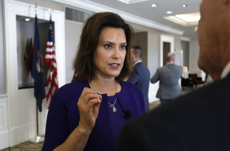 Detroit Sports Gov Whitmer Describes How We Will Watch Sports In 2020