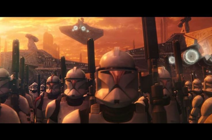 Star Wars How To Watch The Clone Wars In Chronological Order