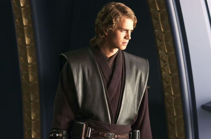 Star Wars Anakin Skywalker Predicted His Own Fate In Revenge Of The Sith