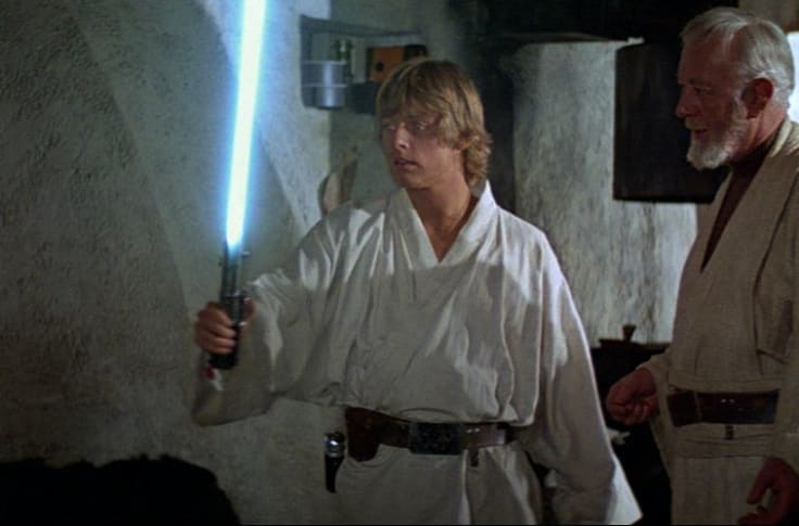 How the movie-going experience has changed since A New Hope