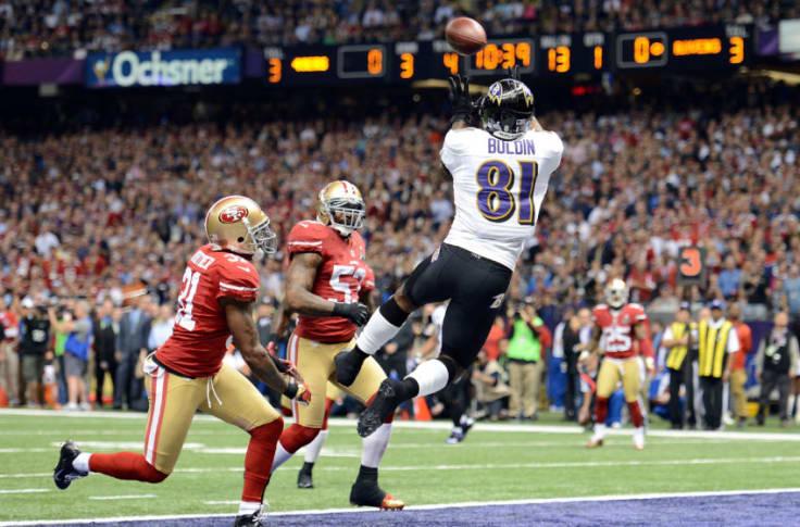 Ravens Vs Bills Anquan Boldin Is Legend Of The Game