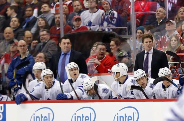 Toronto Maple Leafs News Mark Fayne Mike Babcock