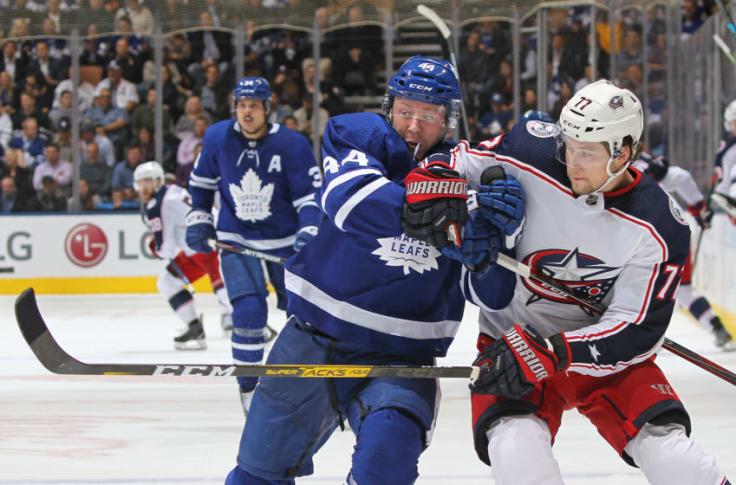 Toronto Maple Leafs Rumours Josh Anderson And Jake Muzzin