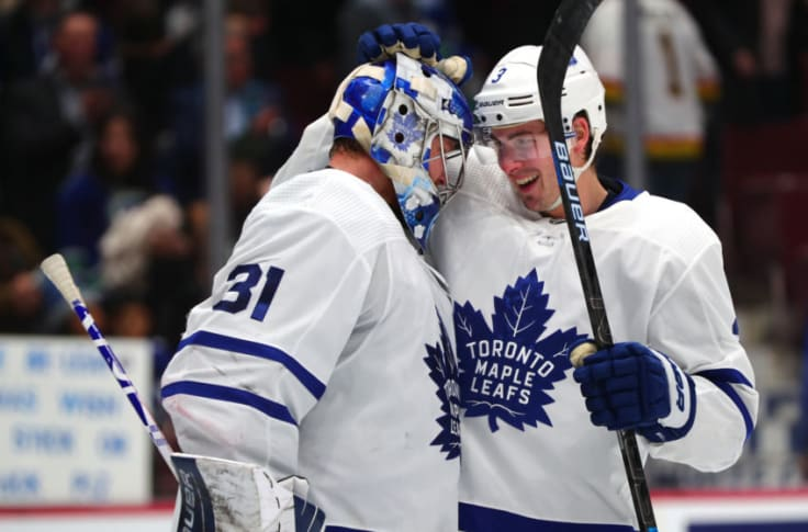 Toronto Maple Leafs Look For Spark Against Flames