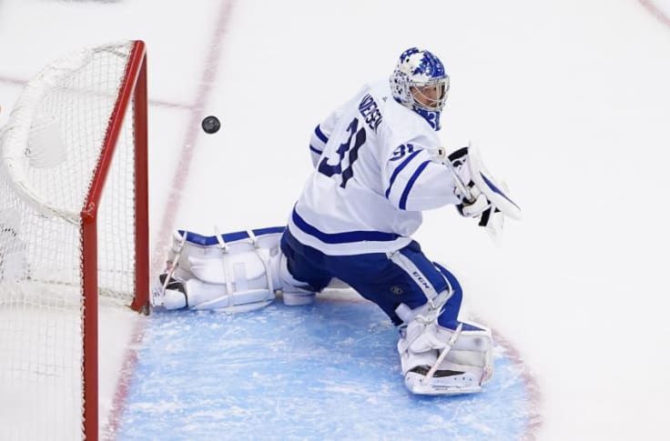 Toronto Maple Leafs A Potential Replacement For Freddie Andersen