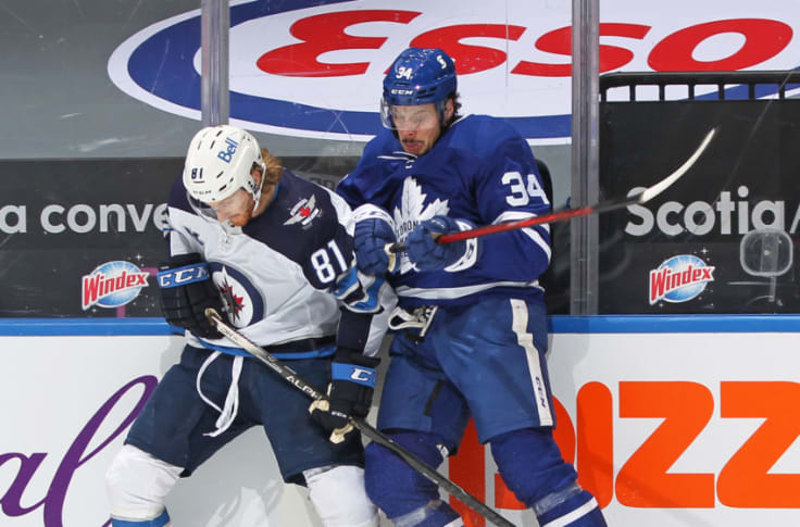 Toronto Maple Leafs vs Jets Is the Most Important Series of Season