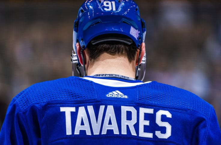 The Toronto Maple Leafs signing John Tavares was Not a Mistake