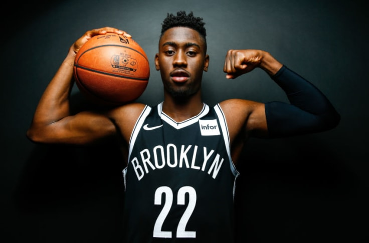 Brooklyn Nets Caris Levert Is A Star In The Making
