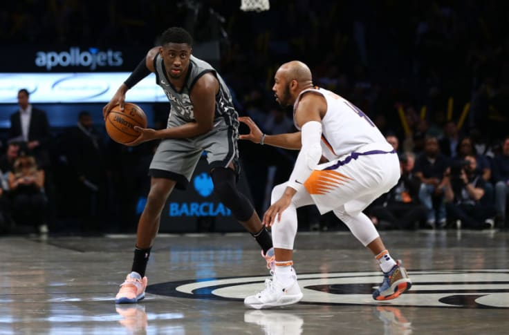 Brooklyn Nets With Kyrie Sidelined Caris Levert Is Taking Over
