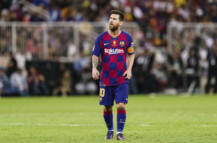 Lionel Messi Makes Big Demands From Barcelona After Super Cup Fiasco
