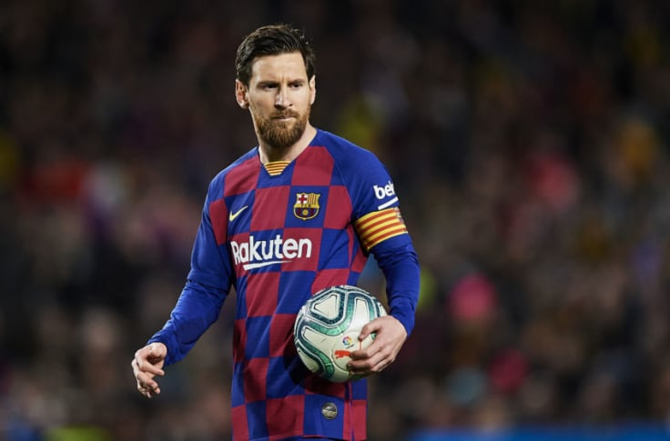 Where will Lionel Messi play in 2021 after Barcelona contract expires?