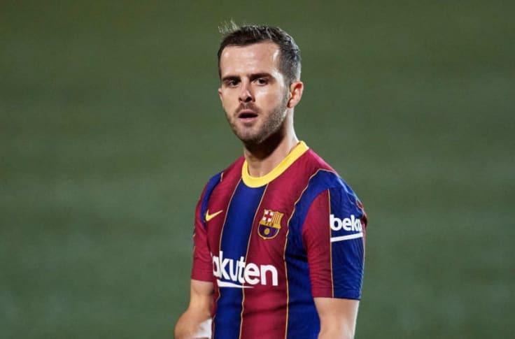Where could Barcelona flop Miralem Pjanic end up next season?