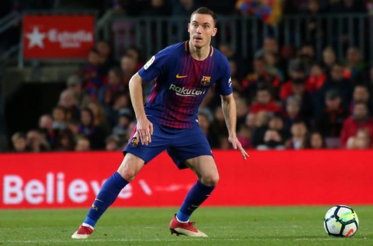 Barcelona Who Will Stay Thomas Vermaelen Or Yerry Mina