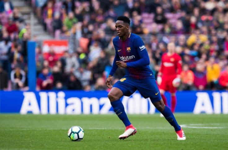 Barcelona Take Advantage Of Demand For Yerry Mina