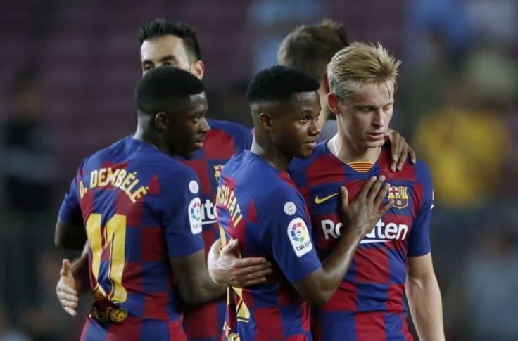 Ronald Koeman S Plan For Post Messi Barcelona Era