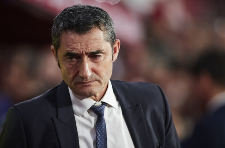 Ernesto Valverde Not Fit To Be The Barcelona Manager