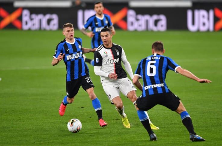 Barcelona Want Highly Valued Inter Milan Centre Back