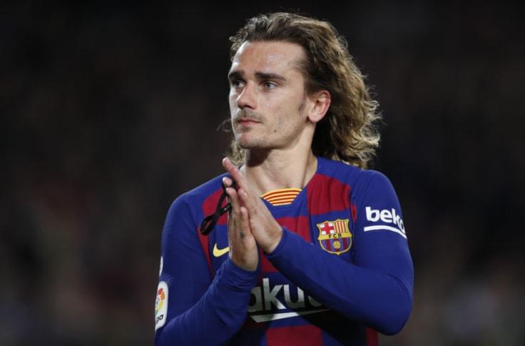 Barcelona Finalize Their Decision Over Antoine Griezmann S Future