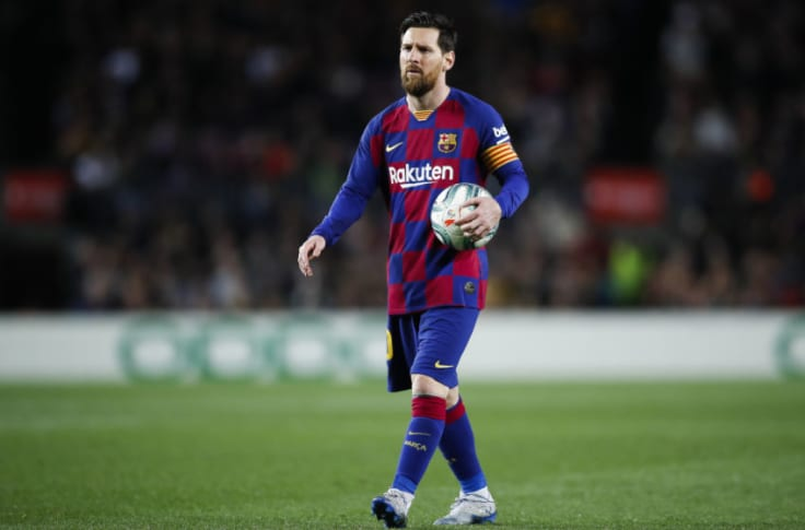 Lionel Messi To Part Company With Barcelona After Total Breakdown