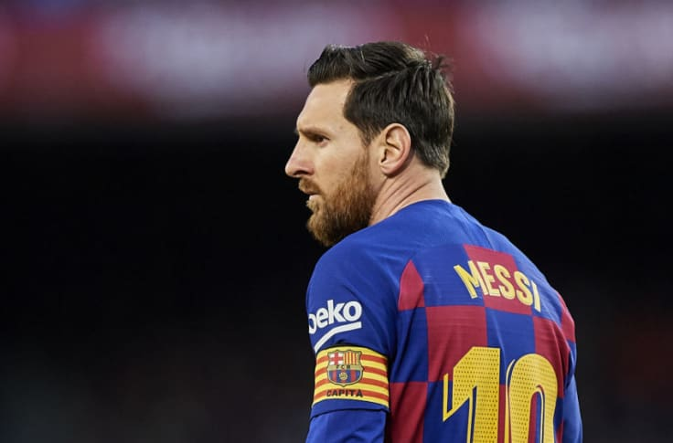Lionel Messi Has Chosen The Next Manager For Barcelona
