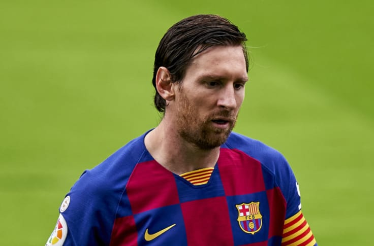 Lionel Messi might just stay at Barcelona after this deal