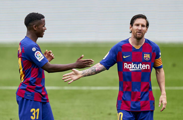 Manchester United Show Interest To Sign Barcelona S Budding Star