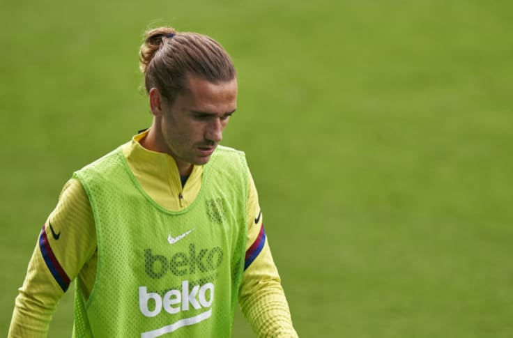 The Barcelona Manager Draws The Ire Of The Griezmann Family