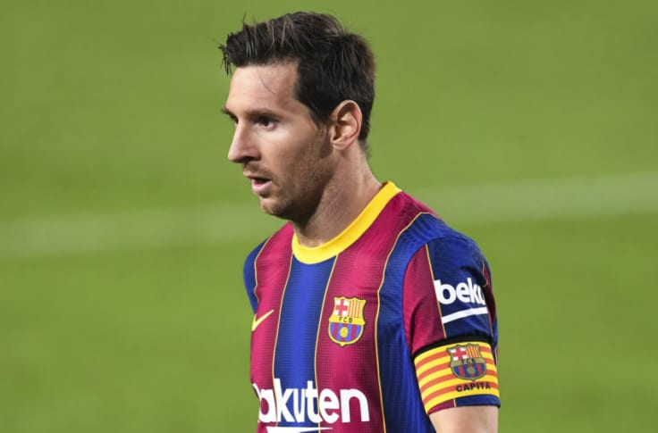 barcelona expect lionel messi to do the unthinkable during 2021 barcelona expect lionel messi to do the