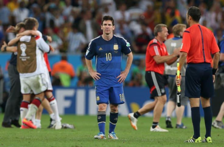 How Maradona Blew Lionel Messi S World Cup Dream Page 2