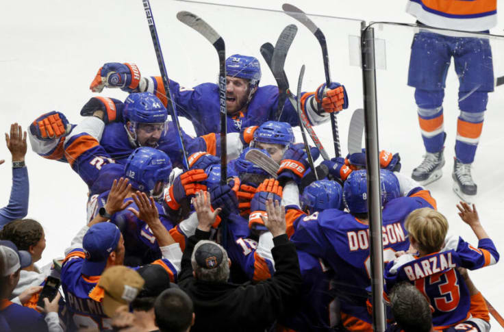 Islanders pull out gutsy win in overtime thanks to Anthony Beauvillier