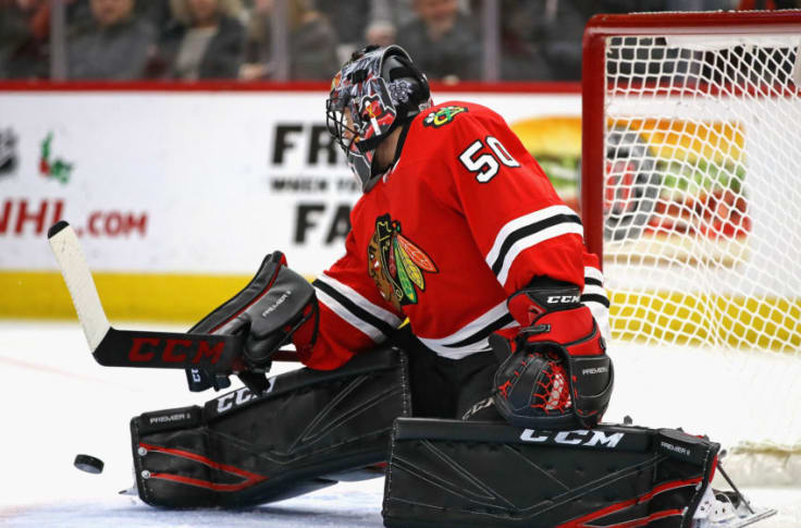 New York Islanders And Corey Crawford Could Be A Fit