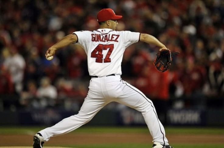 Gio gonzalez steroids steroids and antibiotics for chest infections